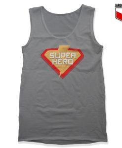 Super Hero Unisex Adult Tank Top