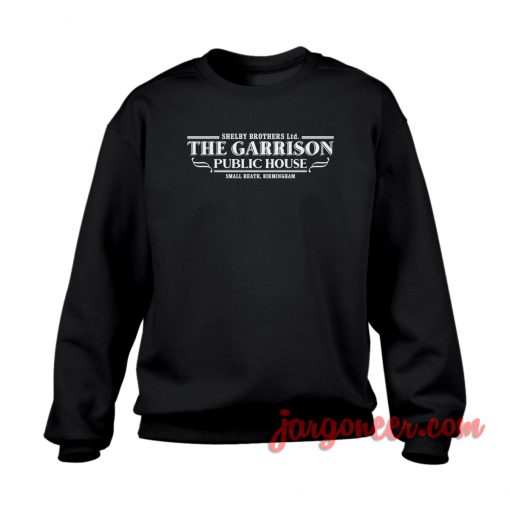 The Garrison Public House Crewneck Sweatshirt