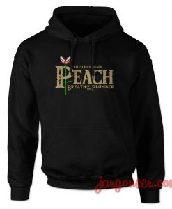 The Legend Of Peach Hoodie
