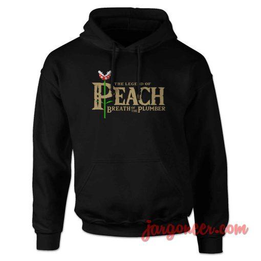 The Legend Of Peach Hoodie