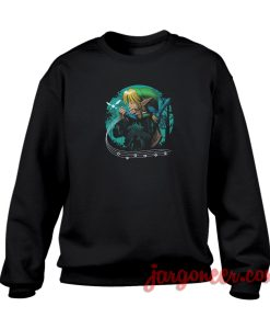 The Legend Of Zelda Crewneck Sweatshirt
