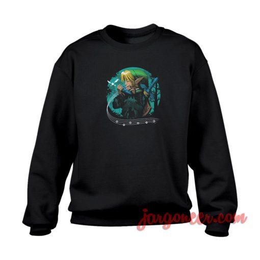 The Legend Of Zelda Crewneck Sweatshirt