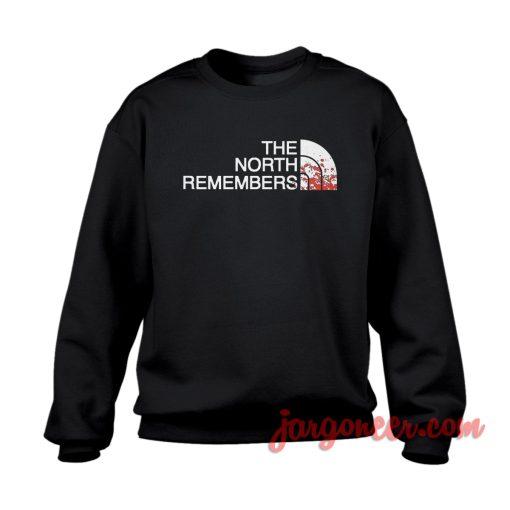 The North Remembers Crewneck Sweatshirt