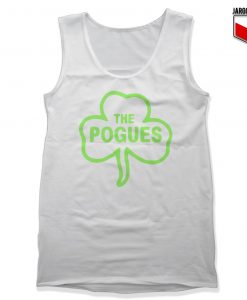 The Pogues Leafe Unisex Adult Tank Top