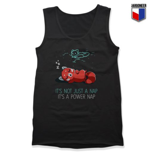 The Power of Nap Unisex Adult Tank Top