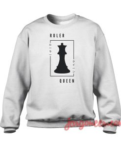 The Ruler Queen Crewneck Sweatshirt