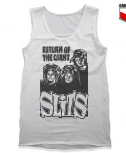 The Slits - Return Of The Giant Unisex Adult Tank Top