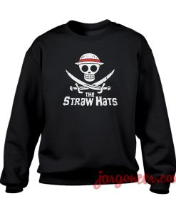 The Straw Hats Crewneck Sweatshirt