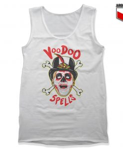 The Voodoo Spells Unisex Adult Tank Top