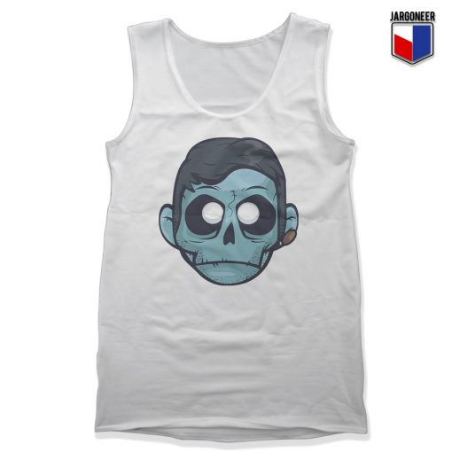 The Zombie Boy Unisex Adult Tank Top