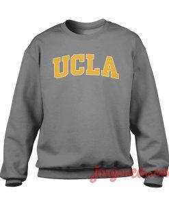 UCLA Logo Crewneck Sweatshirt