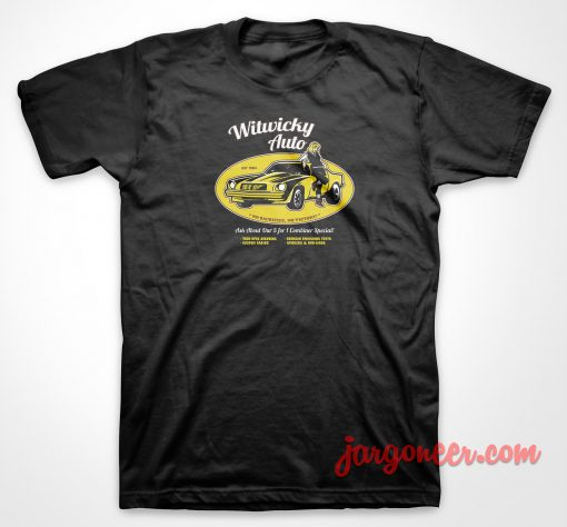 Witwicky Bumblebee T-Shirt