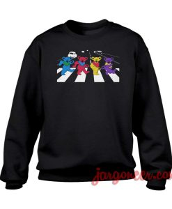 Abbey DEAD Crewneck Sweatshirt
