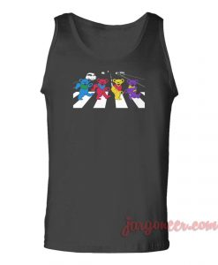 Abbey DEAD Unisex Adult Tank Top