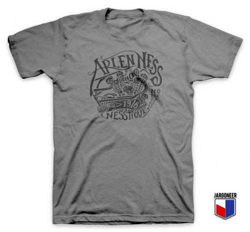Arlen Ness Motorcycles T-Shirt