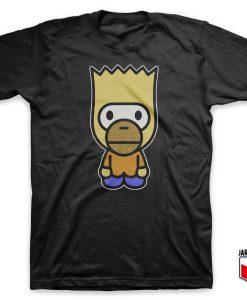 Baby Bart Milo T-Shirt