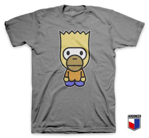 Baby Bart Milo T Shirt