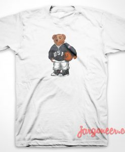 Bear Basket T Shirt