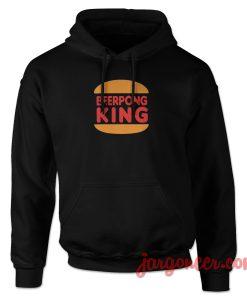 Beerpong King Hoodie