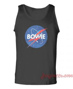 Bowie Nasa Parody Unisex Adult Tank Top