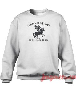 Camp Half-Blood Crewneck Sweatshirt