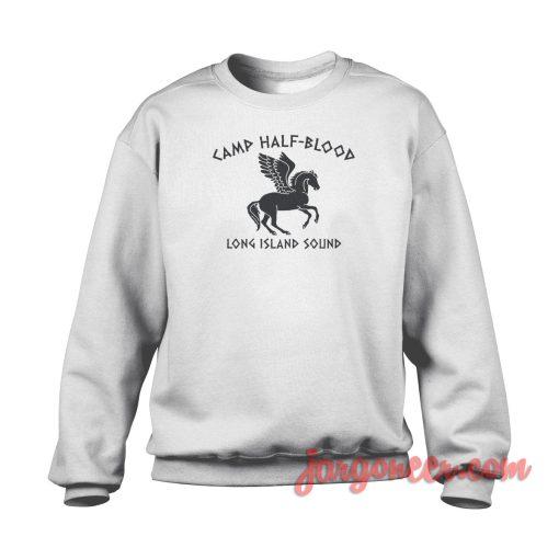 Camp Half Blood Crewneck Sweatshirt