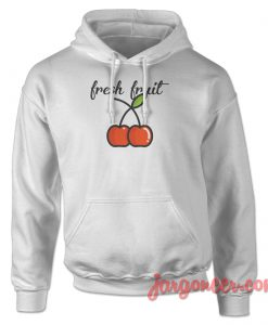 Cherry Fresh Fruit Hoodie