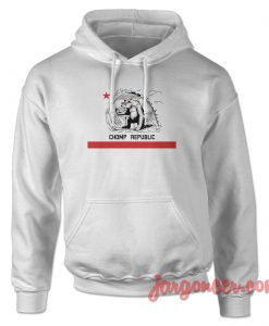 Chomp California Republic Hoodie