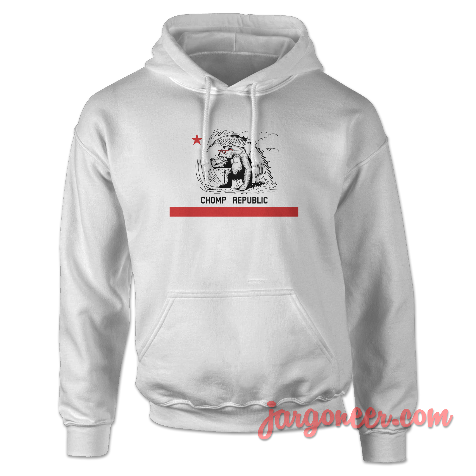 Mickey On America Parade Crewneck Sweatshirt