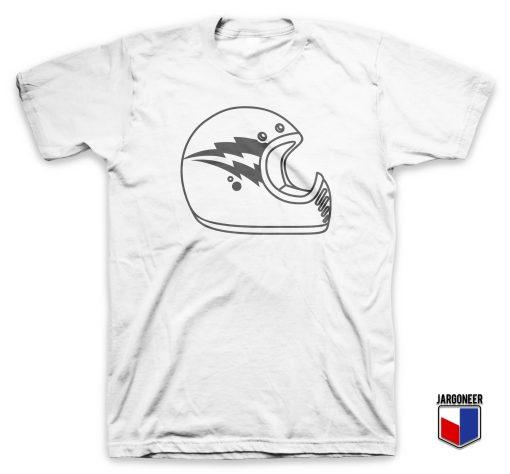 Classic Motocross Helmet T Shirt