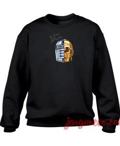 Daft Droids Crewneck Sweatshirt