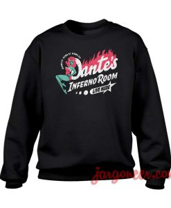 Dante's Inferno Room Crewneck Sweatshirt