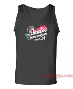 Dante's Inferno Room Unisex Adult Tank Top