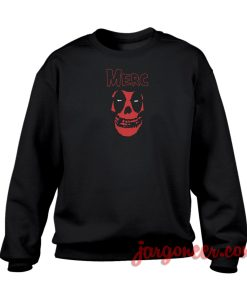 Deadpool Misfits Crewneck Sweatshirt