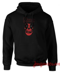 Deadpool Misfits Hoodie