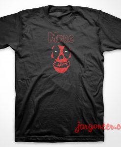 Deadpool Misfits T-Shirt