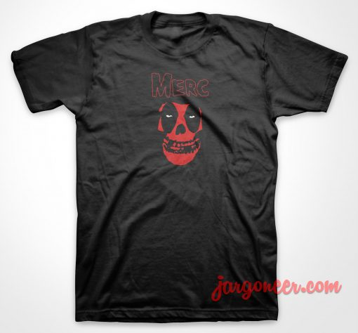 Deadpool Misfits T Shirt