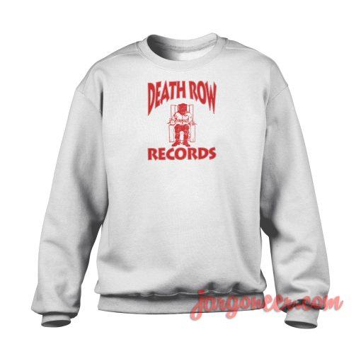 Death Row Record Crewneck Sweatshirt