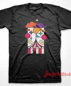 Drama Clown Parody T-Shirt