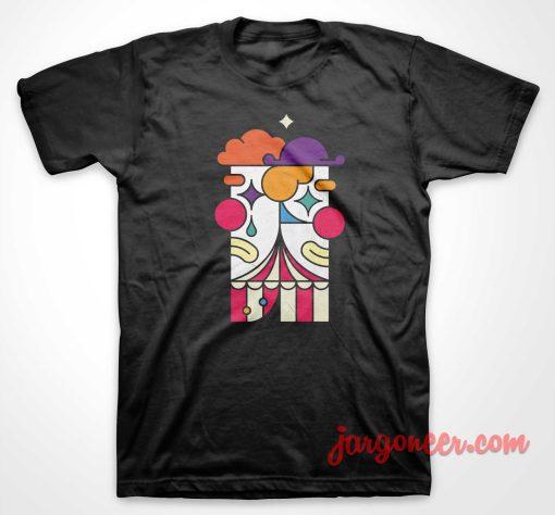 Drama Clown Parody T-Shirt