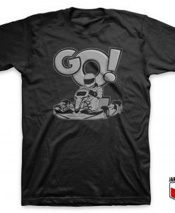 Go Karting T Shirt