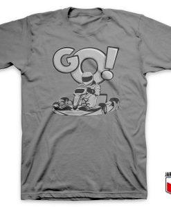 Go Karting T Shirt