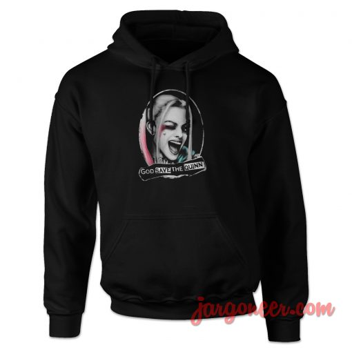 God Save The Quinn Hoodie