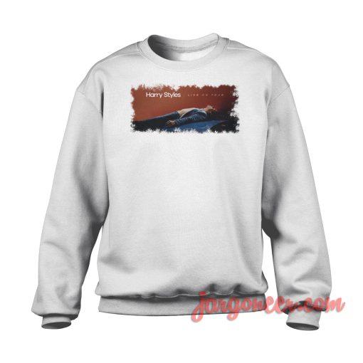 Harry Styles Live On Tour 2017 Crewneck Sweatshirt