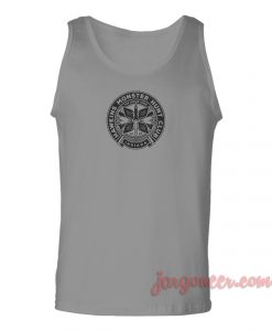 Hawkins Indiana Monster Club Unisex Adult Tank Top