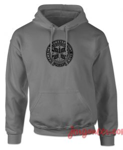 Hawkins Indiana Monster Club Hoodie