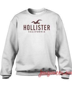 Hollister California Crewneck Sweatshirt