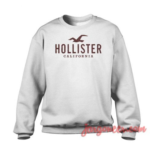 Hollister California Crewneck Sweatshirt