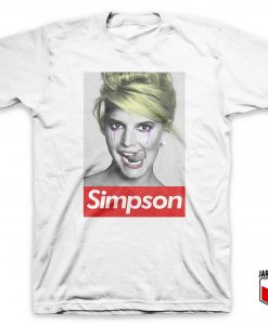Jessica Simpson - Sweetest Girl In The Universe T-Shirt