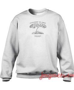 Millions Cat Vintage Crewneck Sweatshirt